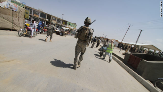 BLITZER'S BLOG: Is it wise to keep spending billions in Afghanistan?
