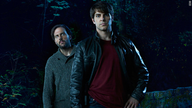 'Angel' vets return to TV with 'Grimm'