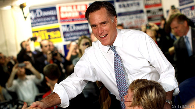 The DNC's Romney obsession