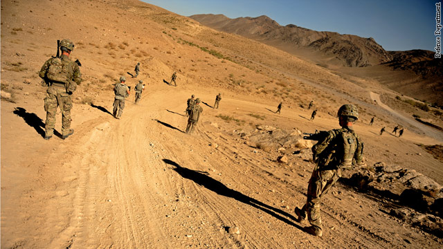 CNN poll: support for Afghanistan war at all time low