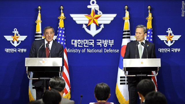 U.S. and South Korea see more North Korean provocations looming