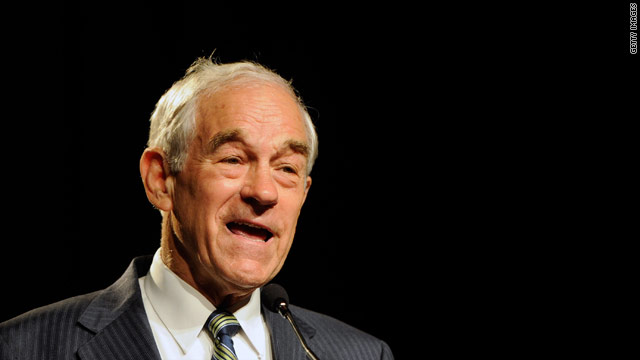 Ron Paul wins both tallies at GOP straw poll in Iowa