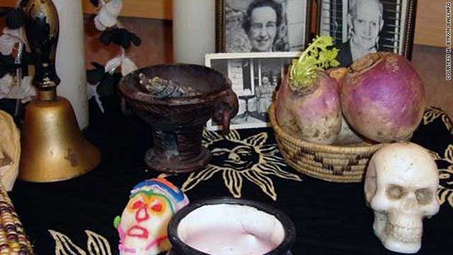 For growing ranks of pagans, October 31 means a lot more than Halloween