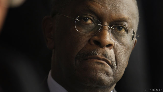Cain: 'I was falsely accused'