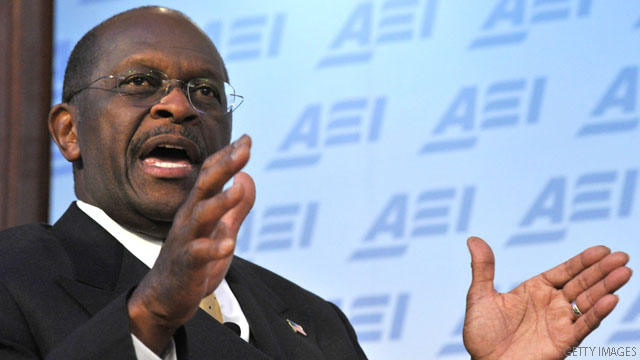 Attorney for Cain accuser: Cain is lying