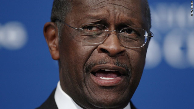 Overheard on CNN.com: Let Cain's accusers come forward