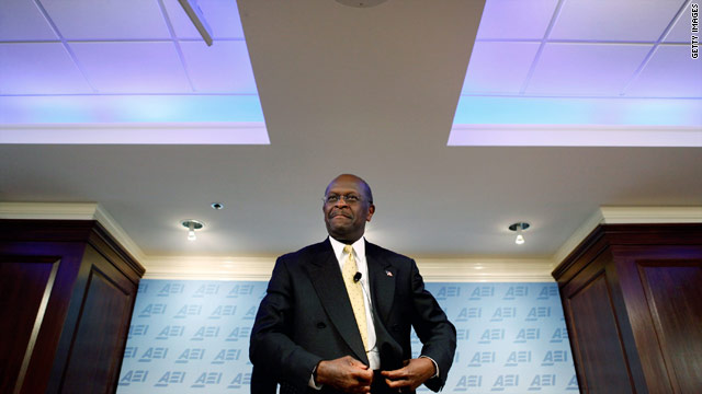 Cain: My tax plan is better