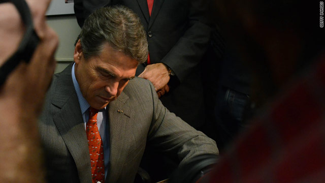 Perry's flat tax plan: The rich make out