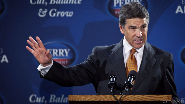 Rick Perry's jobs promise not big enough