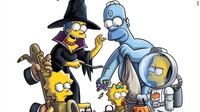 The five nerdiest Halloween TV episodes
