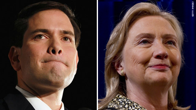 Poll: The Rubio &amp; Clinton factor in Florida