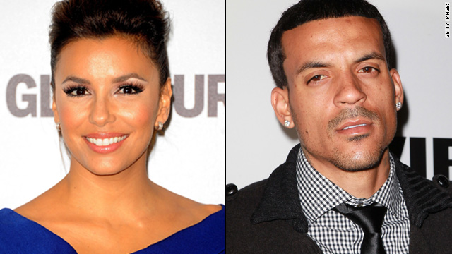 Eva Longoria: I'm not dating Laker Matt Barnes