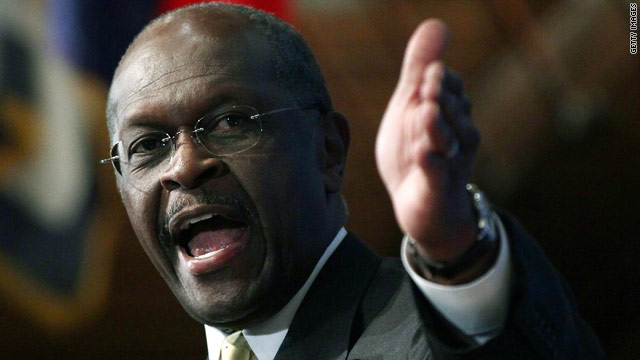 Cain raises more than $400k in one day; supporters call allegations 'high-tech' lynching