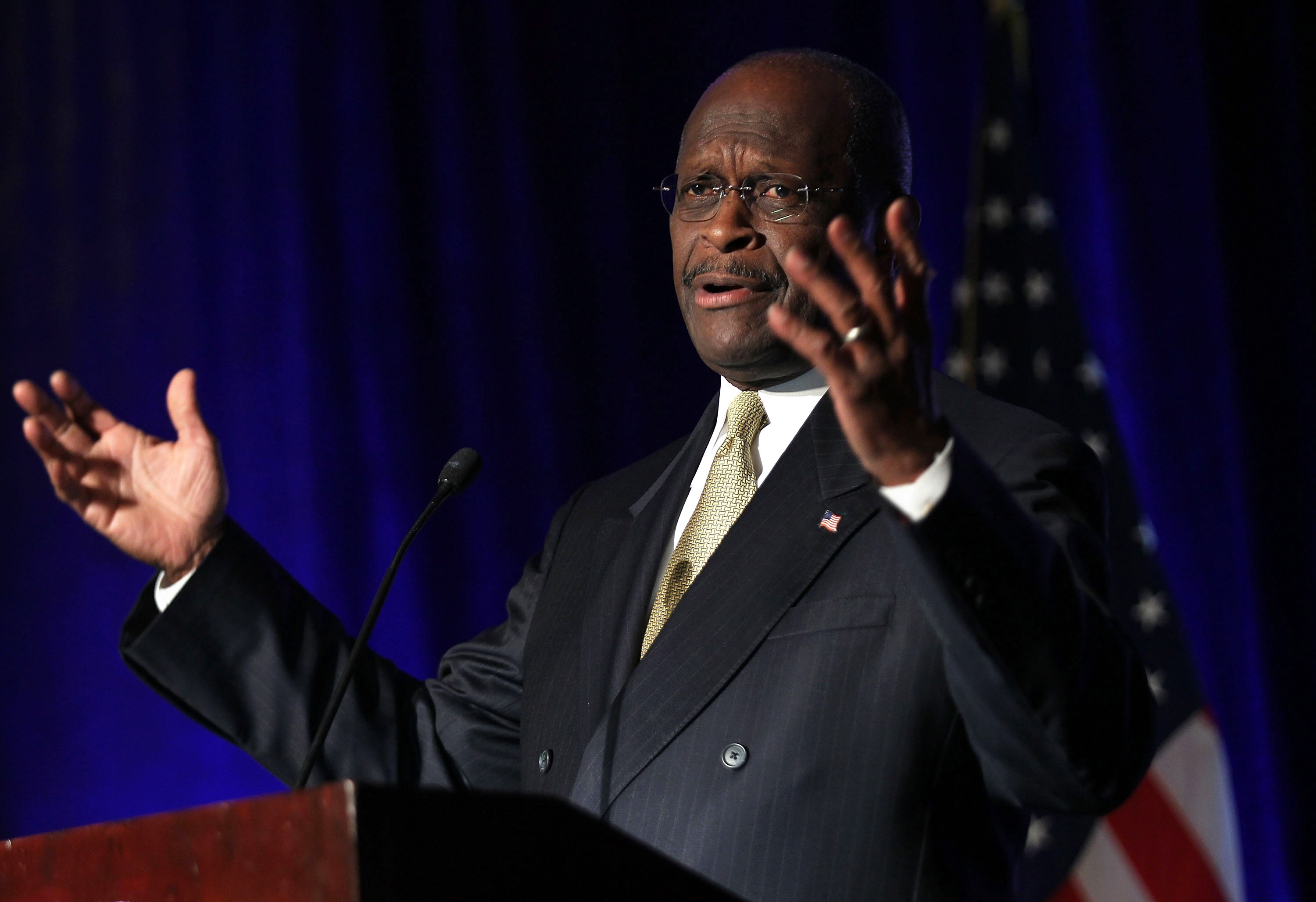 Herman Cain's evolving view of China