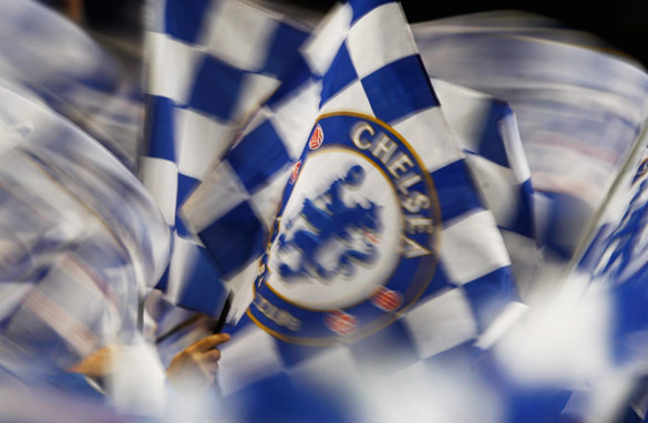 Chelsea fans were condemned by their own club for chants during a game against Belgian team Genk on Tuesday.