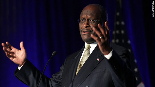 Should 12-year-old sexual harassment charge ruin Cain's candidacy?
