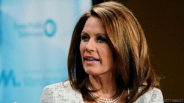 NH ballot positions drawn, Bachmann near top