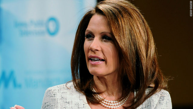 Bachmann: No surprises