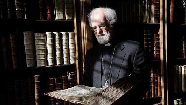 Archbishop of Canterbury Rowan Williams to step down