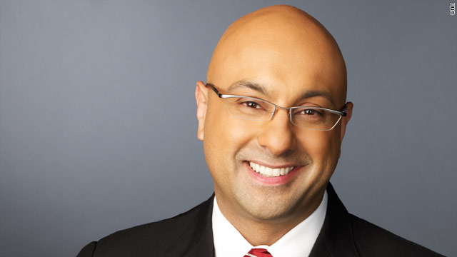 Velshi Takes New Roles Across CNN Worldwide