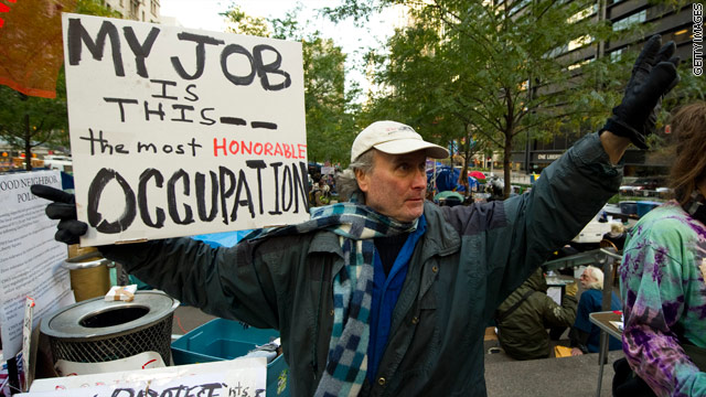 Are general strikes that shut down cities the way for Occupy Wall Street to get its point across?