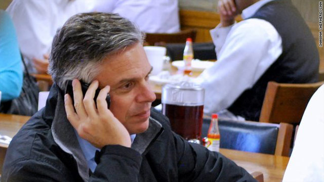 Once GOP race settles, Huntsman likes his chances