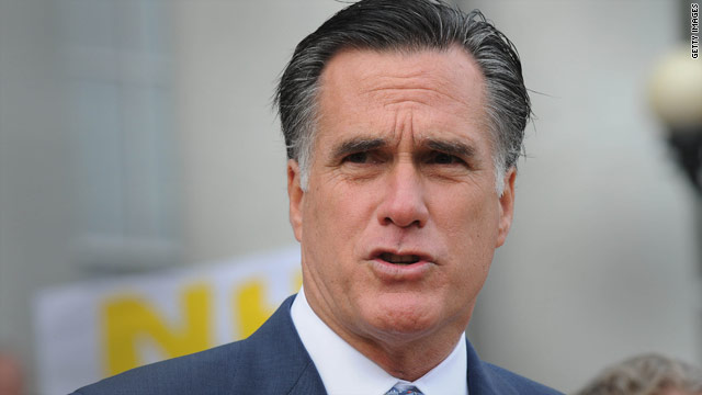 Romney lays out bleak picture if Obama re-elected