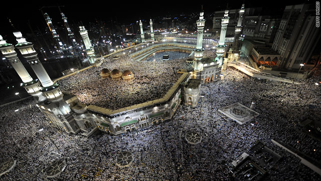 Will this year's Hajj have an 'Arab Spring' effect?