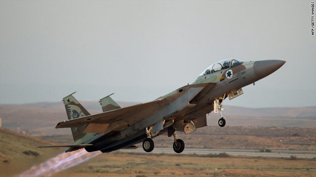 U.S. concerned Israel could strike Iran
