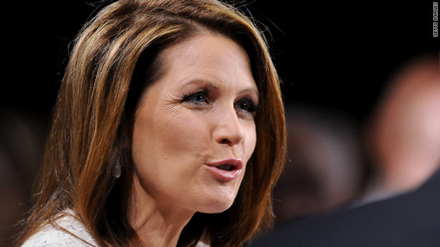 Bachmann: I would create 'millions of jobs'