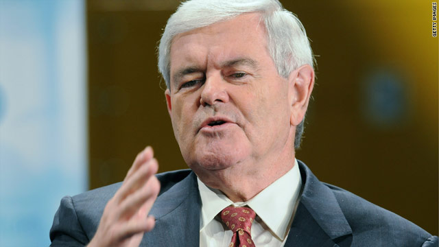 Gingrich weighs in on campaign momentum