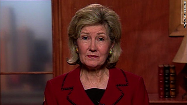 Sen. Hutchison: Perrys record is fair game