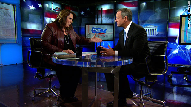 O'Malley advocates balance, blasts 'Tea Party Republicans'