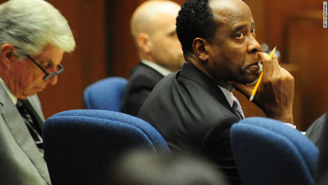 The King's doctor found guilty: A look at the trial and conviction of Dr. Conrad Murray