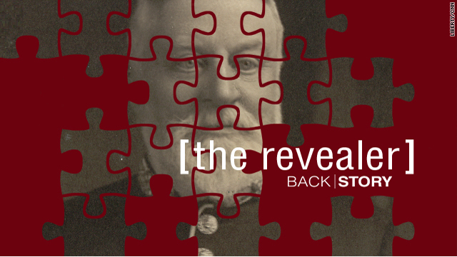 The Revealer Game: Clue #1