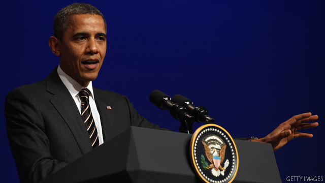 Obama will return Wednesday to D.C. to tackle fiscal cliff