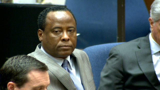 Conrad Murray found guilty in death of Michael Jackson