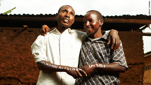 My Take: If Rwandans can forgive killings, we can forgive the waitress