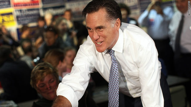 Romney: Strike down of health care law would be 'right thing'