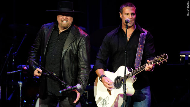 Opinion: Why can't country music deal with race?