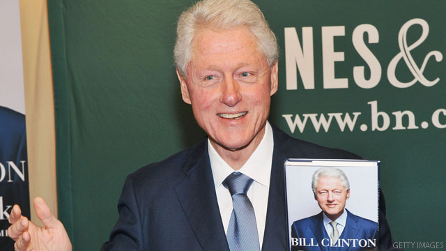 Bill Clinton: How I'd fix the economy