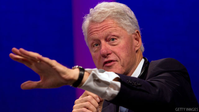 Bill Clinton to join Obama for fundraiser