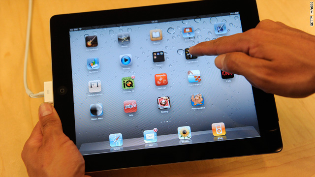 Oregon the first to use iPad for touch-screen voting