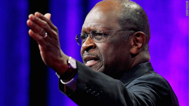Cain on new accuser: I don't remember her