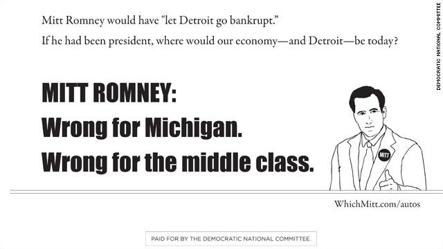 DNC continues anti-Romney blitz