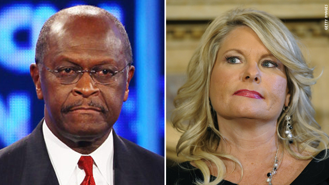 Witness saw Herman Cain and accuser together last month