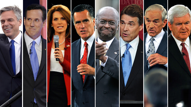 GOP candidates tackle foreign policy, national security in latest debate