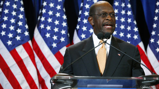 Cain signs anti-abortion pledge