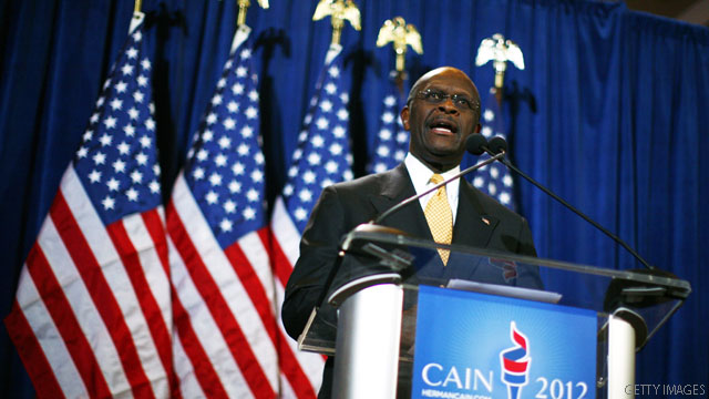Who's backing up Cain accusers?
