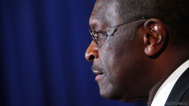 Cain accuser filed workplace complaint with different employer